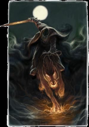herois vilões e lendas Headlesshorseman