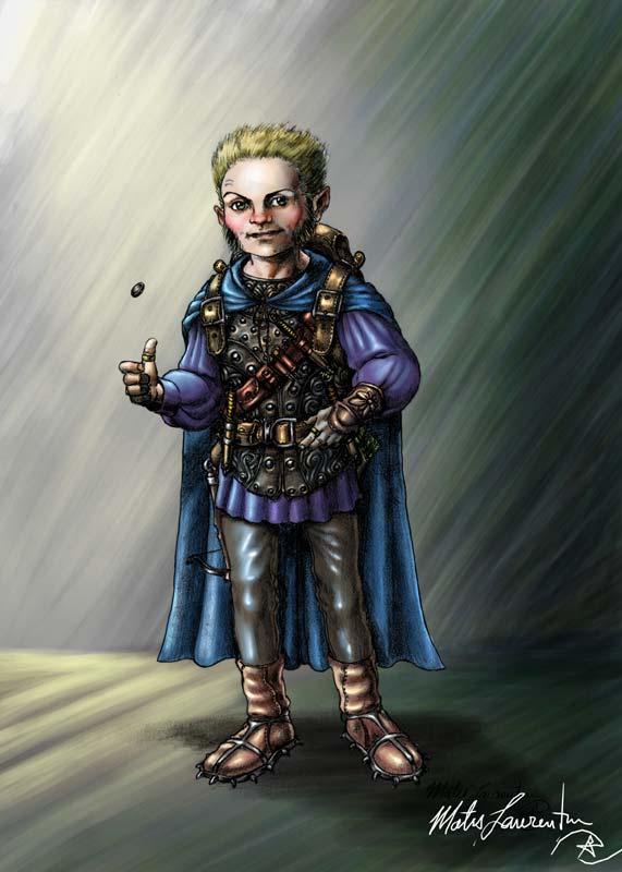 Linus, personagem do Daniel