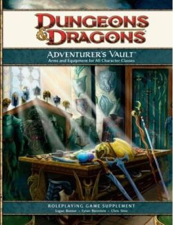 Adventurer's Vault Cover