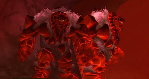 Gigantes de Lava