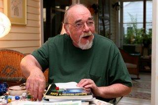 Gary Gygax, pai do RPG!