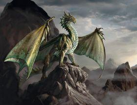 Dragão de Cobre