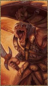 Imagem de um dragonborn