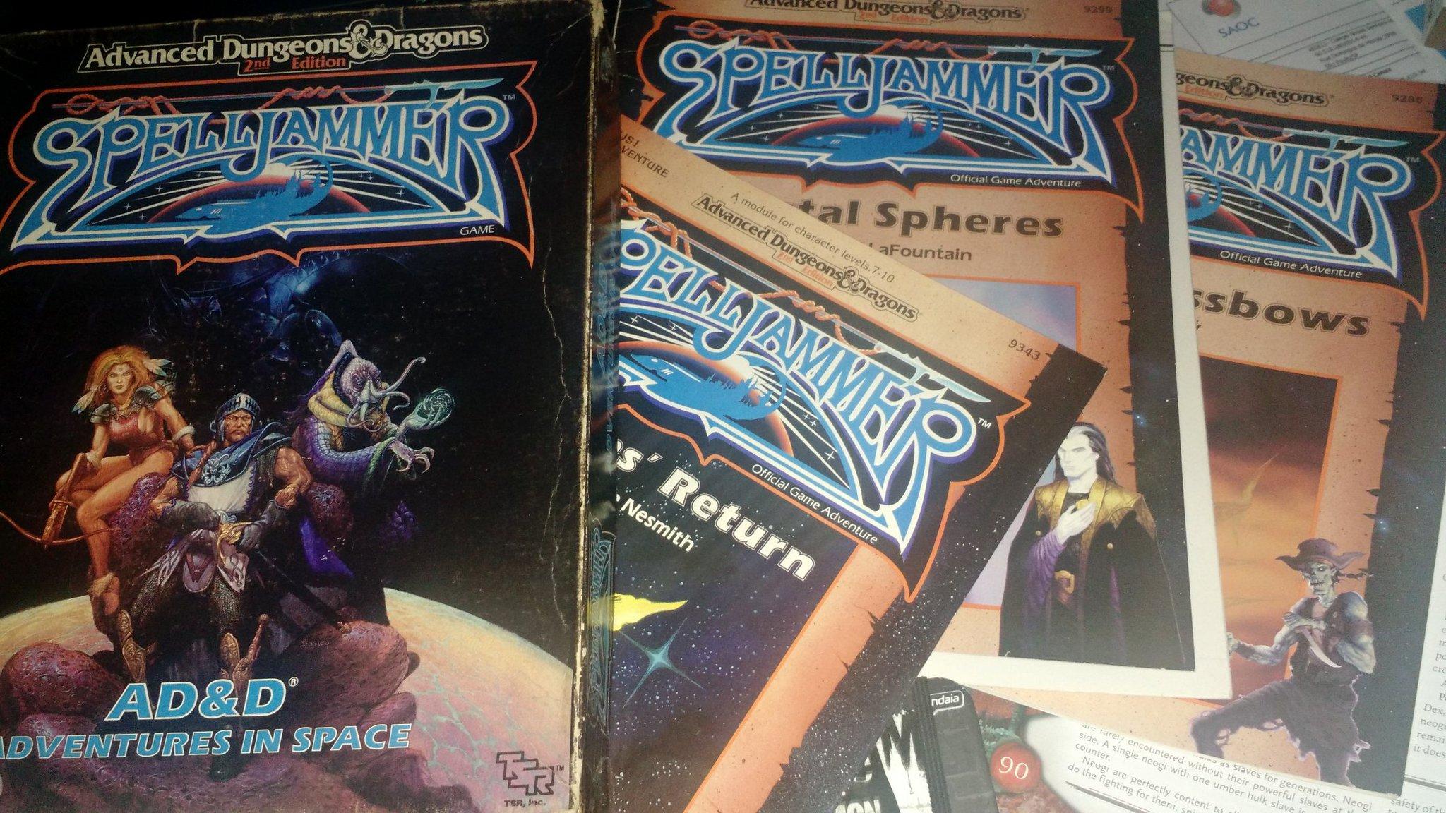 spelljammer
