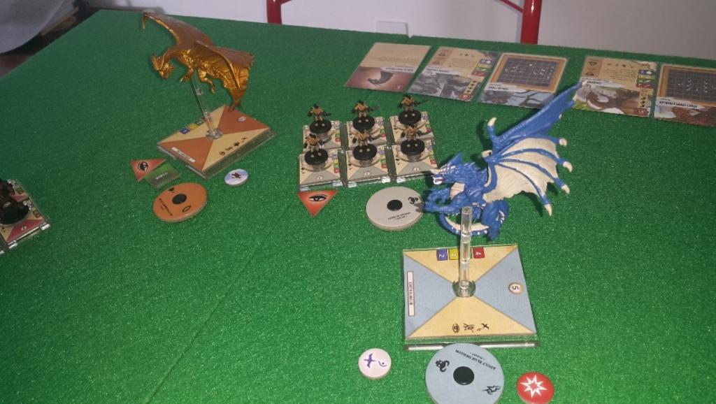 Dragões e goblins